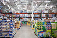 Costco wholesale shopping club.