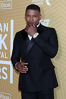 LOS ANGELES - FEB 23:  Jamie Foxx at the American Black Film Festival Honors Awards at the Beverly Hilton Hotel on February 23, 2020 in Beverly Hills, CA