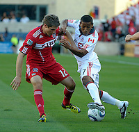 Chicago Fire vs Toronto FC August 21 2011