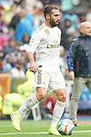 Real Madrid's Daniel Carvajal during La Liga match. September 14,2019. (ALTERPHOTOS/Acero)
