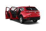 Car images of 2018 Mazda CX-9 Touring-FWD 5 Door SUV Doors