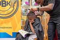 2016-09-24 Barbara Bush Houston Literacy Foundation Grooming for Literacy