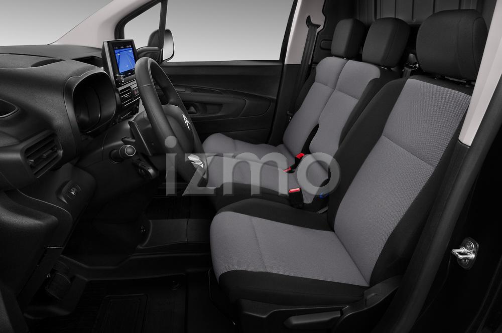 Front seat view of 2020 Citroen Berlingo - 4 Door Car Van Front Seat  car photos