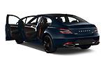 Car images of 2022 Genesis G70 - 4 Door Sedan Doors