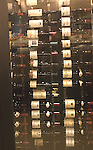 Wine Rack, Azul Restaurant, Miami, Florida