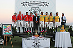 WELLINGTON, FL - NOVEMBER 25:  Scenes from  the USPA International Cup at the Grand Champions Polo Club, on November 25, 2017 in Wellington, Florida. (Photo by Liz Lamont/Eclipse Sportswire/Getty Images)