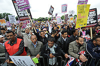 *Whitechaple United demo 20-6-10*