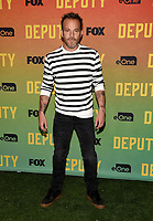 "LOS ANGELES, CA - NOVEMBER 18: Stephen Dorff attends the advanced screening for Fox's ""Deputy"" at James Blakeley Theater on the Fox Studio Lot on November 18, 2019 in Los Angeles, California. on November 13, 2019 in Los Angeles, California. (Photo by Frank Micelotta/Fox/PictureGroup)"