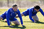St Johnstone Training...<br />
