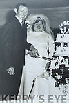 50th Wedding Anniversary; Michael & Noreen Flavin on their wedding day 50 years ago.
