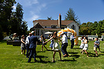Paley's Zoom Bat Mitzvah In The <br /> Family Garden In Armonk