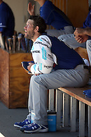 Clayton Kershaw - Los Angeles Dodgers 2016 spring training (Bill Mitchell)