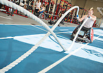 Zak Madell, Toronto 2015.<br /> Parapan Am hopefuls meet with the media in preparation for 2015 Parapan Am game at the Toronto Pan Am Sports Centre // Les espoirs parapanaméricains rencontrent les médias en vue du match parapanaméricain 2015 au Centre sportif panaméricain de Toronto. 23/03/2015.