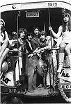 the Who  1968 for Magic Bus..© Chris Walter..