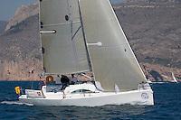 Fra 35520  .Air Du Nora  .Pierre de Groodt  .Sten Sorensen  .independiente  .Archambault 35 .XXII Trofeo 200 millas a dos - Club Náutico de Altea - Alicante - Spain - 22/2/2008