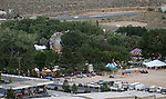 Images from the NV150 Fair at Fuji Park, in Carson City, Nev., on Thursday, July 31, 2014.<br /> Photo by Cathleen Allison