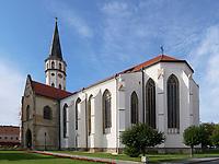 gotische Kirche St. Jakob-Bazilika sv. Jakuba  in Levoca - Leutschau, Presovsky kraj, Slowakei, Europa<br /> Gothic church St. Jacob- sv.Jakuba in Levoca, Presovsky kraj, Slovakia, Europe