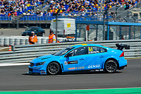 Race of Germany Nürburgring Nordschleife 2016 Race WTCC 2016 #61 TC1 Polestar Cyan Racing. Volvo S60  WTCC Fredrik Ekblom (SWE) © 2016 Musson/PSP. All Rights Reserved.
