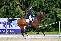 AUS-Christopher Burton rides Leopard's Action during the Dressage for the CCI-L 4*. 2021 GBR-Bicton International Horse Trials. Devon. Great Britain. Friday 11 June. Copyright Photo: Libby Law Photography