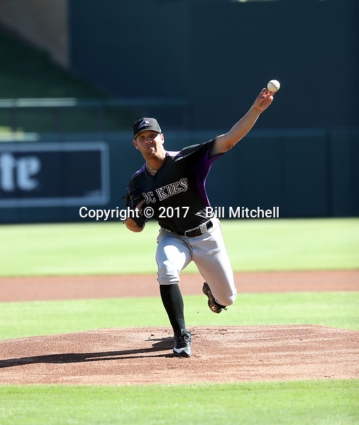 Nick Kennedy - 2017 AIL Rockies (Bill Mitchell)