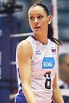 Obmochaeva Nataliya (RUS), AUGUST 27, 2015 - Volleyball : FIVB Women's World Cup 2015 1st Round between Russia 3-0 Kenya  in Tokyo, Japan. (Photo by Sho Tamura/AFLO SPORT)