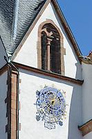 Pfarrkirche Peter und Paul in Großostheim am Main, Bayern, Deutschland