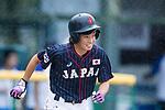 #27 Mitsuura Sakura of Japan bats during the BFA Women's Baseball Asian Cup match between Pakistan and Japan at Sai Tso Wan Recreation Ground on September 4, 2017 in Hong Kong. Photo by Marcio Rodrigo Machado / Power Sport Images