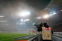 16.12.2017,  Football 1.Liga 2017/2018, 17. match day, VfB Stuttgart - FC Bayern Muenchen, in Mercedes-Benz-Arena Stuttgart. TV,  *** Local Caption *** © pixathlon<br /> <br /> +++ NED + SUI out !!! +++<br /> Contact: +49-40-22 63 02 60 , info@pixathlon.de