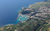 Aerial views of Gozo & Comino/Malta Kuluri-Miller Calendars 2013.