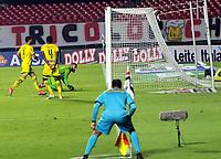 São Paulo (SP), 16/05/2021 - São Paulo-Mirassol - Partida entre São Paulo e Mirassol na noite deste domingo (16) no estádio do Morumbi em São Paulo, valida pela semifinal do Campeonato Paulista.