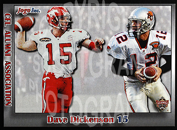 Dave Dickenson-JOGO Alumni cards-photo: Scott Grant