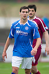 St Johnstone FC....Season 2011-12.Carl Finnigan.Picture by Graeme Hart..Copyright Perthshire Picture Agency.Tel: 01738 623350  Mobile: 07990 594431