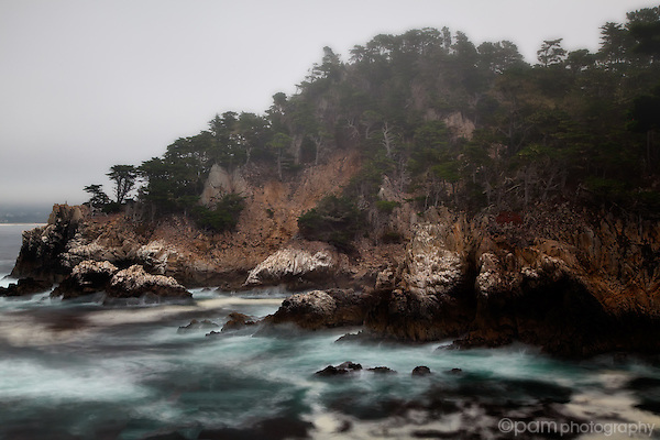 Stormy day in Point Lobos