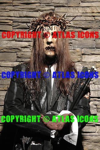 Joey Jordison Drum Kit Slipknot Studio Session DesMoines Iowa 2008