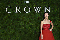 """Erin Doherty<br /> arriving for """"The Crown"""" series 3 premiere at the Curzon Mayfair, London.<br /> <br /> ©Ash Knotek  D3533 13/11/2019"""