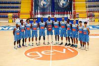Presentazione Gevi Napoli Basket