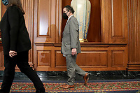 United States Representative Jamie Raskin (Democrat of Maryland) arrives for an engrossment ceremony for H.R. 24, an article of impeachment against President Donald Trump, on Wednesday, January 13, 2021 at the U.S. Capitol.<br /> Credit: Greg Nash / Pool via CNP /MediaPunch