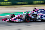 Racing Point BWT Mercedes driver Lance Stroll (18) of Canada in action during the Formula 1 Emirates United States Grand Prix practice session held at the Circuit of the Americas racetrack in Austin,Texas.