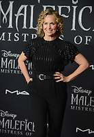 """LOS ANGELES, USA. September 30, 2019: Melora Hardin at the world premiere of """"Maleficent: Mistress of Evil"""" at the El Capitan Theatre.<br /> Picture: Jessica Sherman/Featureflash"""