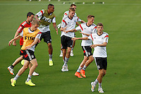 Germany Training and Press Conference, July 11, 2014