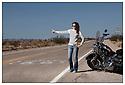 Californie-Route 66<br /> Désert de Mojave
