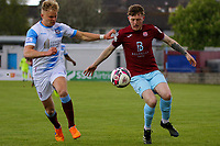 Cobh Ramblers v Galway United, SSE Airtricity League Division 1, 1/5/21, St. Colman's Park, Cobh.<br /> <br /> Copyright Steve Alfred 2021.
