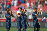 San Jose Earthquakes vs Manchester United FC, July 22, 2018