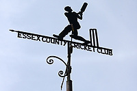 The weather vane ahead of Essex CCC vs Yorkshire CCC, Specsavers County Championship Division 1 Cricket at The Cloudfm County Ground on 8th July 2019