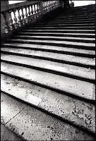 Ancient Roman steps<br />