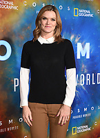 """LOS ANGELES - FEBRUARY 26: Missi Pyle attends National Geographic's 2020 Los Angeles premiere of """"Cosmos: Possible Worlds"""" at Royce Hall on February 26, 2020 in Los Angeles, California. Cosmos: Possible Worlds premieres Monday, March 9 at 8/7c on National Geographic. (Photo by Frank Micelotta/National Geographic/PictureGroup)"""