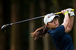 Kaho Monica Matsubara of USA in action during the 9th Faldo Series Asia Grand Final 2014 golf tournament on March 19, 2015 at Faldo course in Mid Valley clubhouse in Shenzhen, China. Photo by Xaume Olleros / Power Sport Images