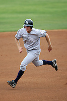 April 15, 2009:  Right Fielder Jack Rye (20) of the Tampa Yankees, Florida State League Class-A affiliate of the New York Yankees, during a game at Space Coast Stadium in Viera, FL.  Photo by:  Mike Janes/Four Seam Images
