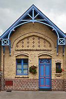 Europe/France/Nord-Pas-de-Calais/59/Nord/Bergues: Maison flamande