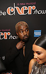 "Kanye West and Kim Kardashian West attends the Broadway Opening Night Performance of ""The Cher Show""  at the Neil Simon Theatre on December 3, 2018 in New York City."